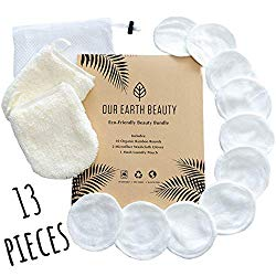 Reusable Cotton Makeup Remover Pad