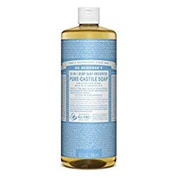 Make your own cleaning agent with  Castile Soap