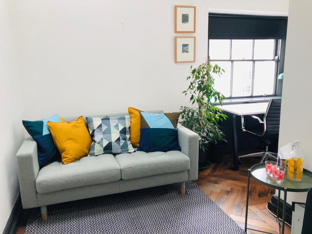 Suite 305, Our Therapy Room