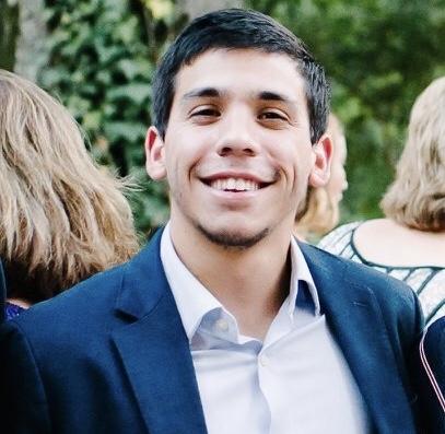 Rafael Velasco, E.I.  Rafael Velasco is a Christian Brothers University graduate.