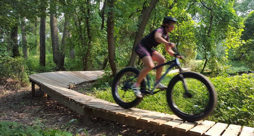 About - Mankato Area Mountain Bikers is dedicated to creating purpose-built singletrack mountain bike trails in the greater Mankato area.