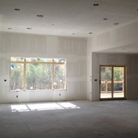 Pre-Finish (15-20 days) - InsulationSheetrock