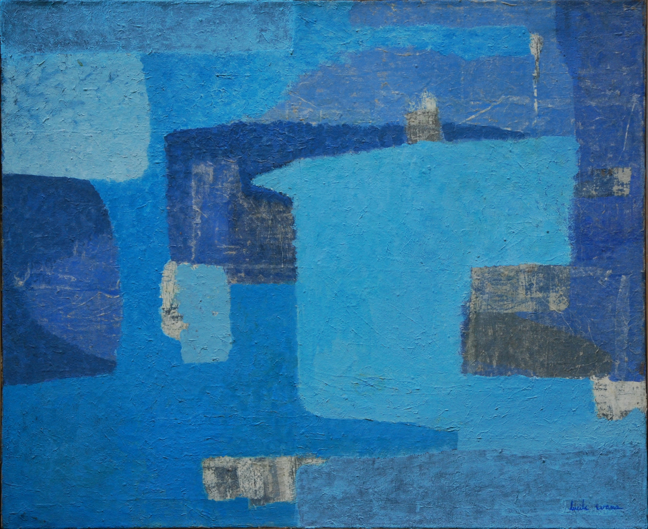 Inner Stillness ,1960s, casein on canvas, 28_x34_.jpg