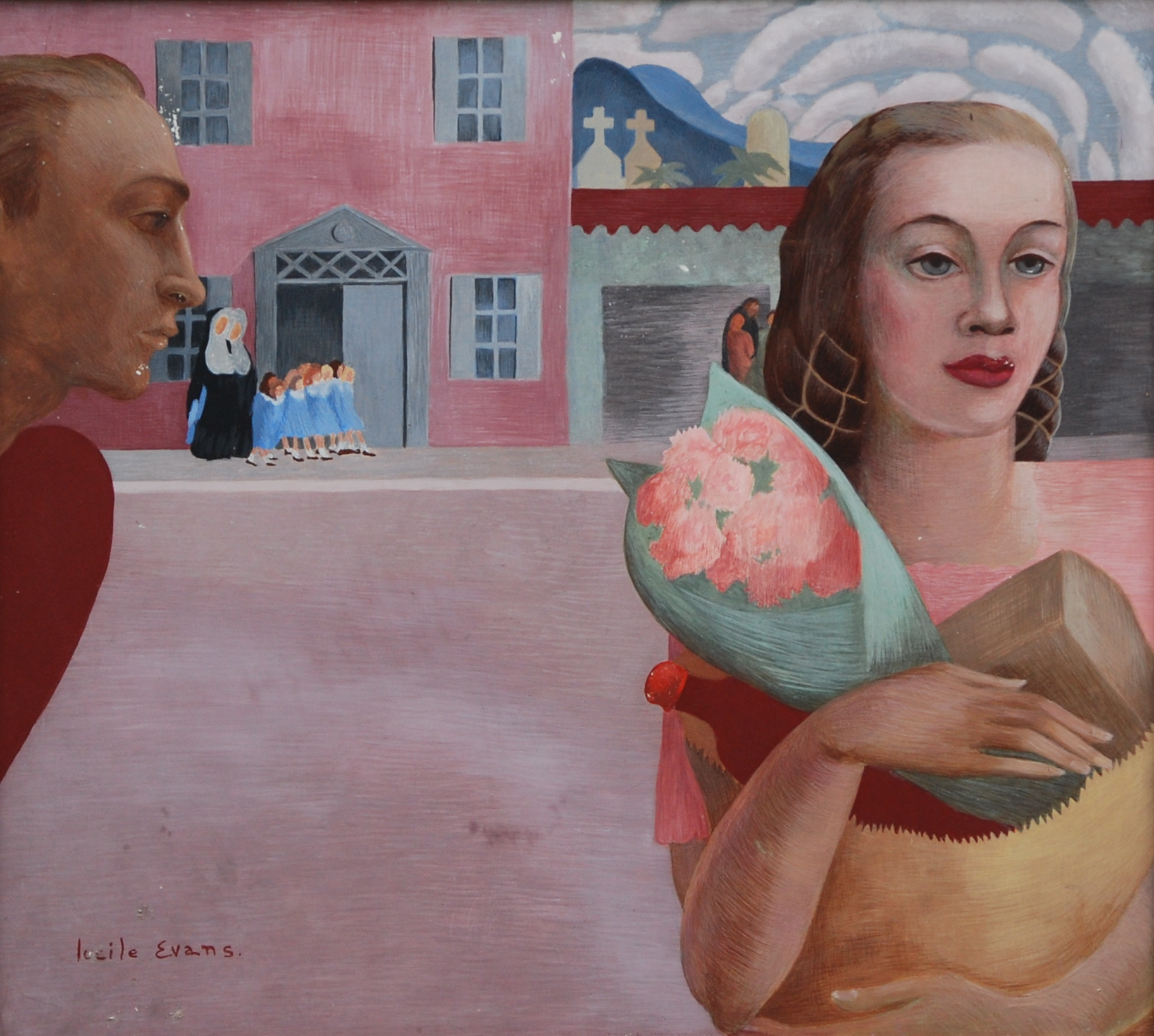 Regret -1940s, oil on board, 20.5_ X 22.5_.jpg