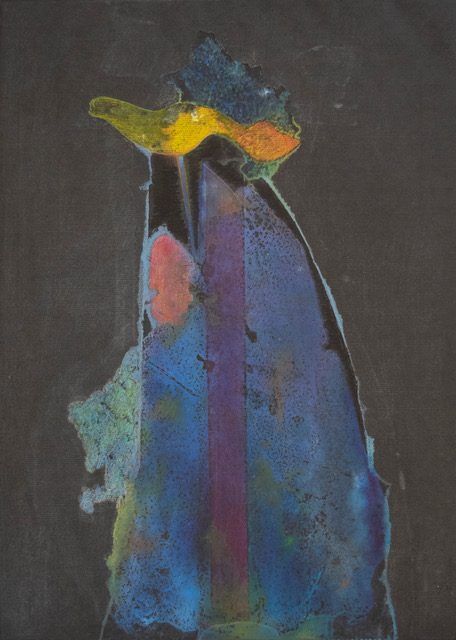 M. Pogany, Strange Personage With Strange Bird (2)