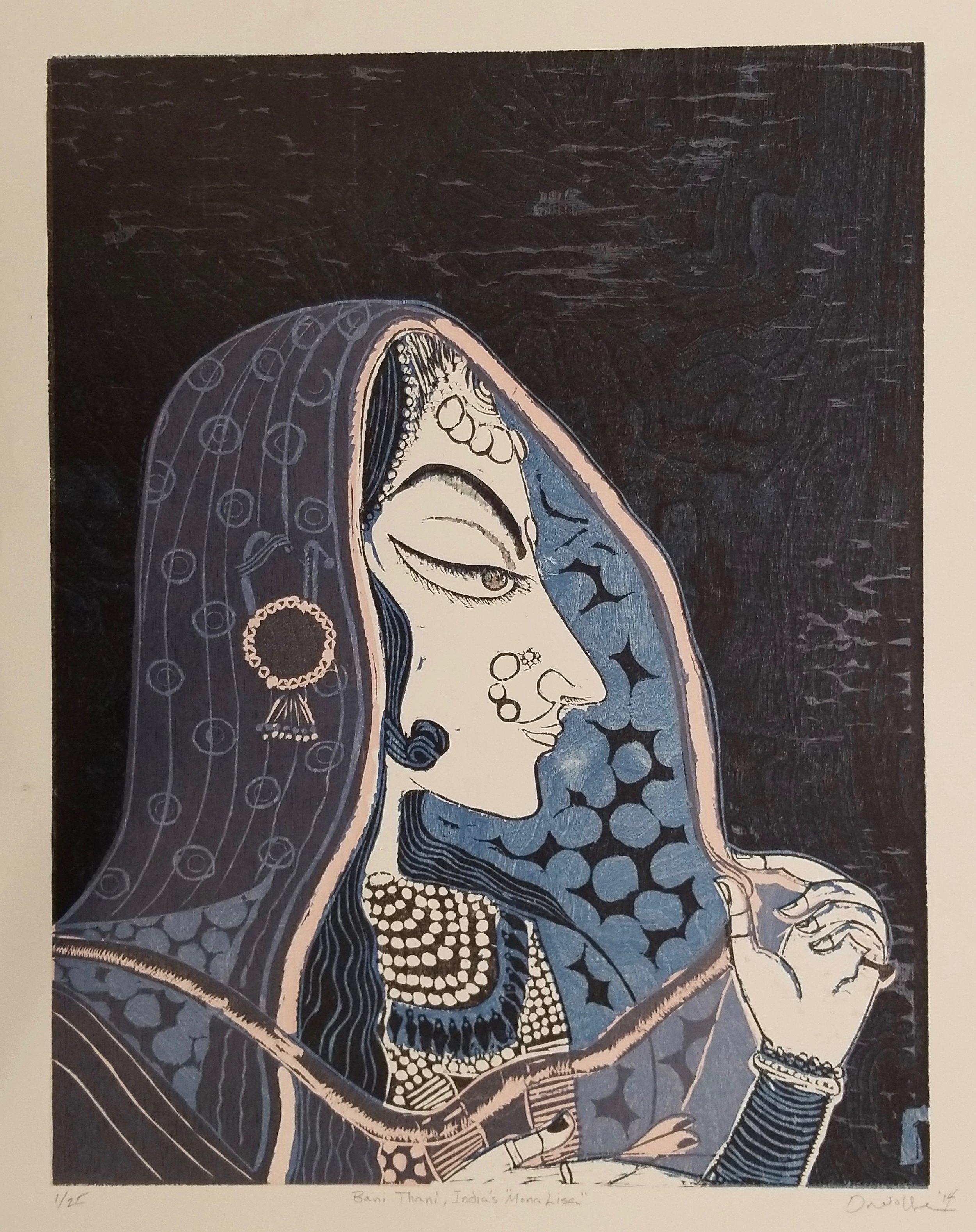 D. Wolfe, Mona Lisa