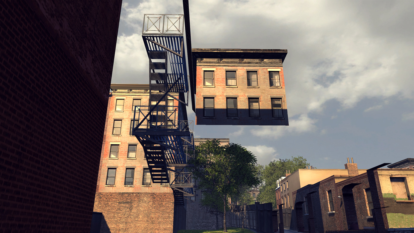 Apartment one, Mafia 2