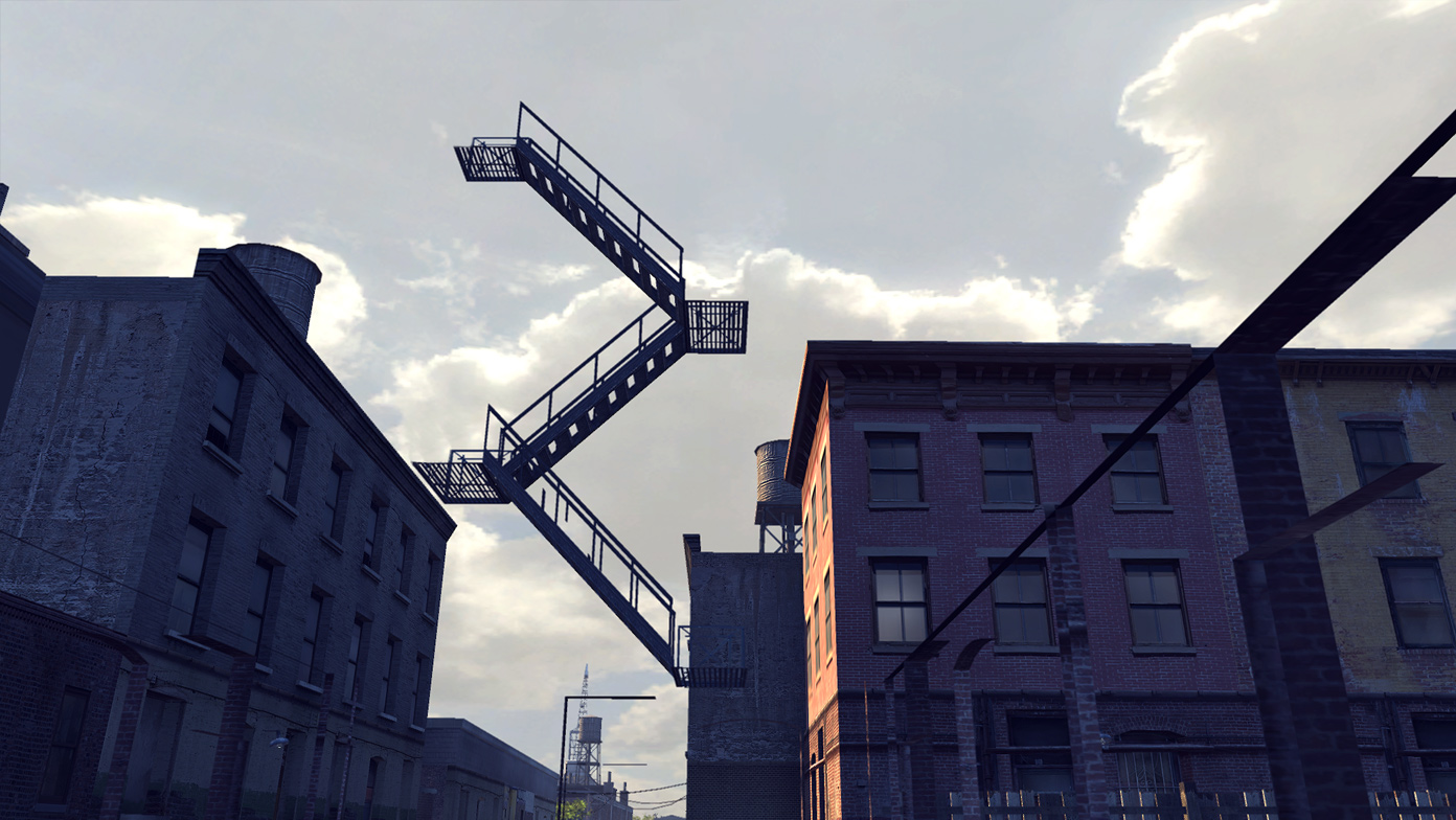 Stairway to the sky, Mafia 2