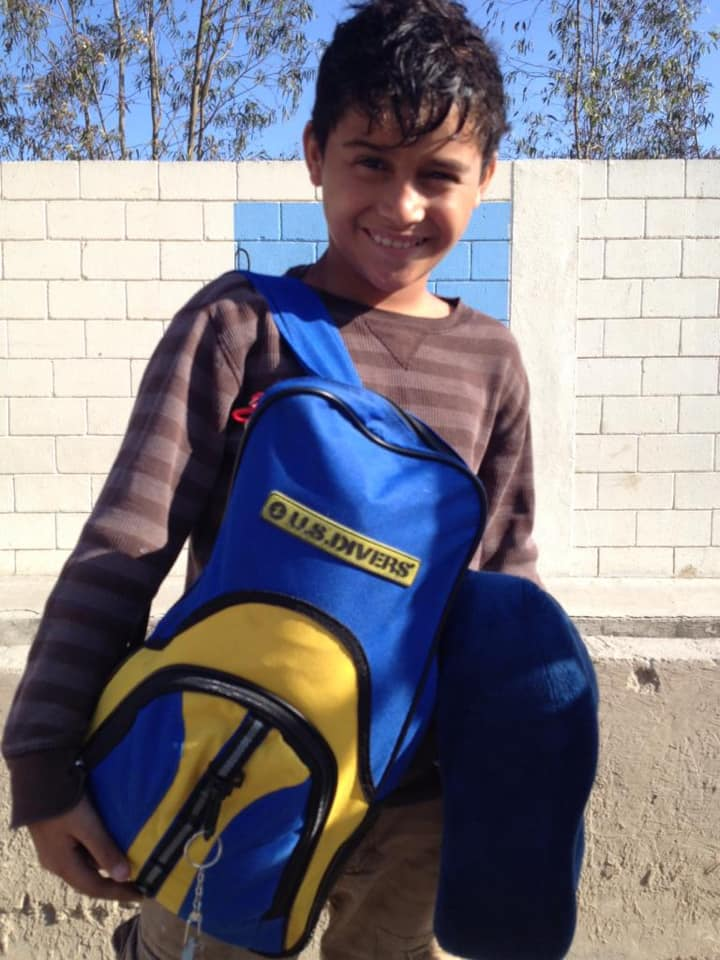 Little mercies backpack packing list