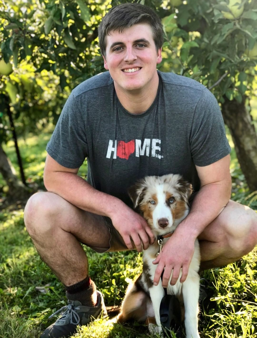 """Tyler Sweeney - 1) I am an EMT.2) I have an Australian Shepard.3) Hot Chicken gets in my belly at least 2x a week.4) I love to fish.5) I absolutely love beans lolHow have baked beans impacted your life?Backed beans have impacted my life in so many ways. They make me a happier person. Sometimes I wake up in the morning and ask myself did I have beans today. When the answer is no I get sad.... Very sad): I run to the store and get beans and boom I'm happy.Your favorite baked bean memory?My dad teaching me """"beans beans the magical fruit the more you eat the more your toot."""""""