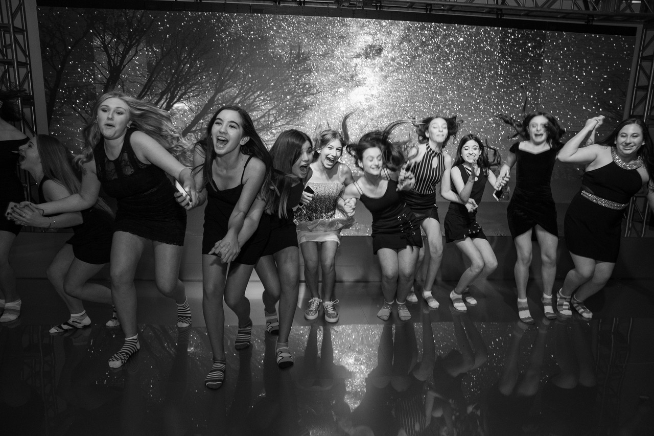 Dreamy Bat Mitzvah -  click to see full event gallery