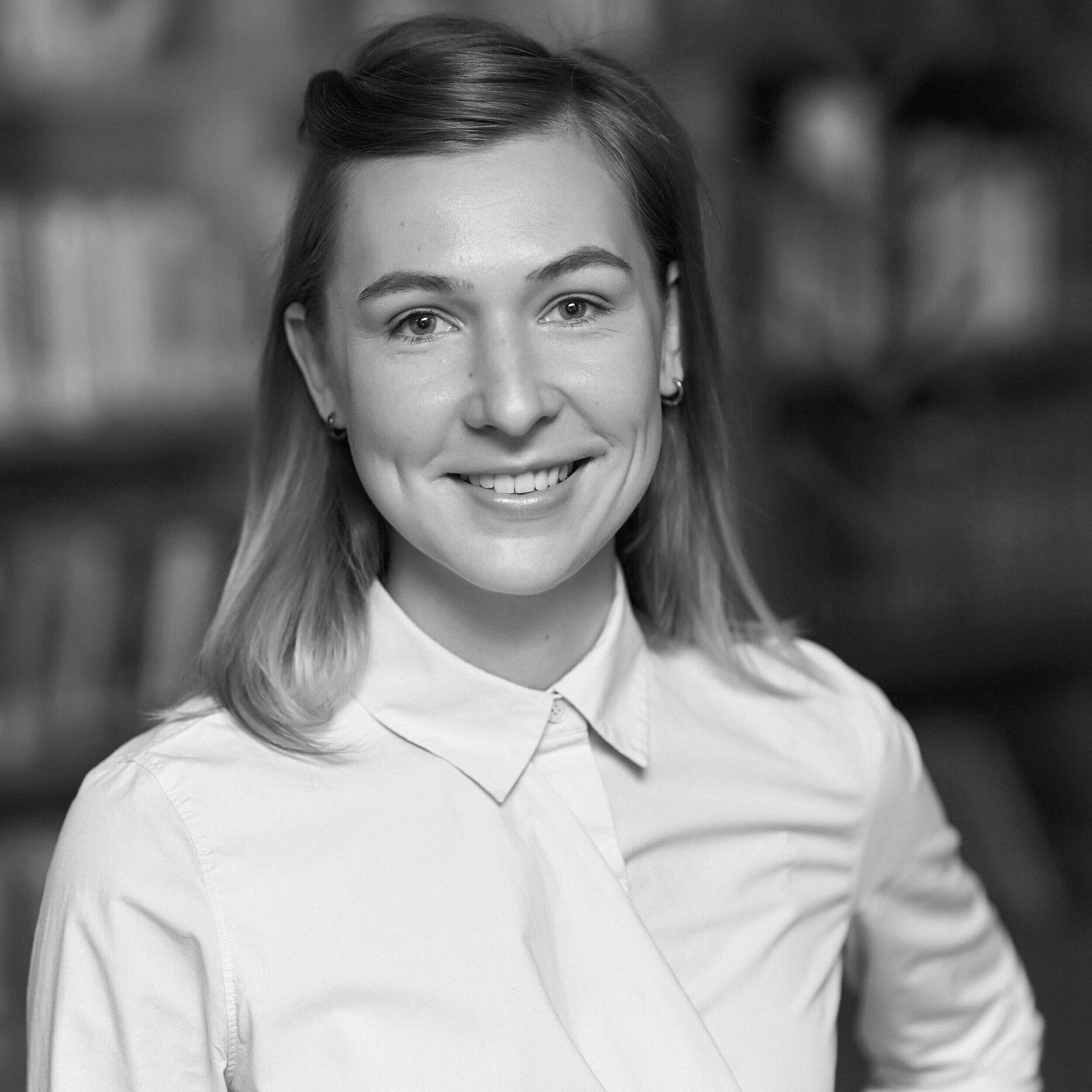 LĀSMA IVASKA - Innovation lead, Project manager