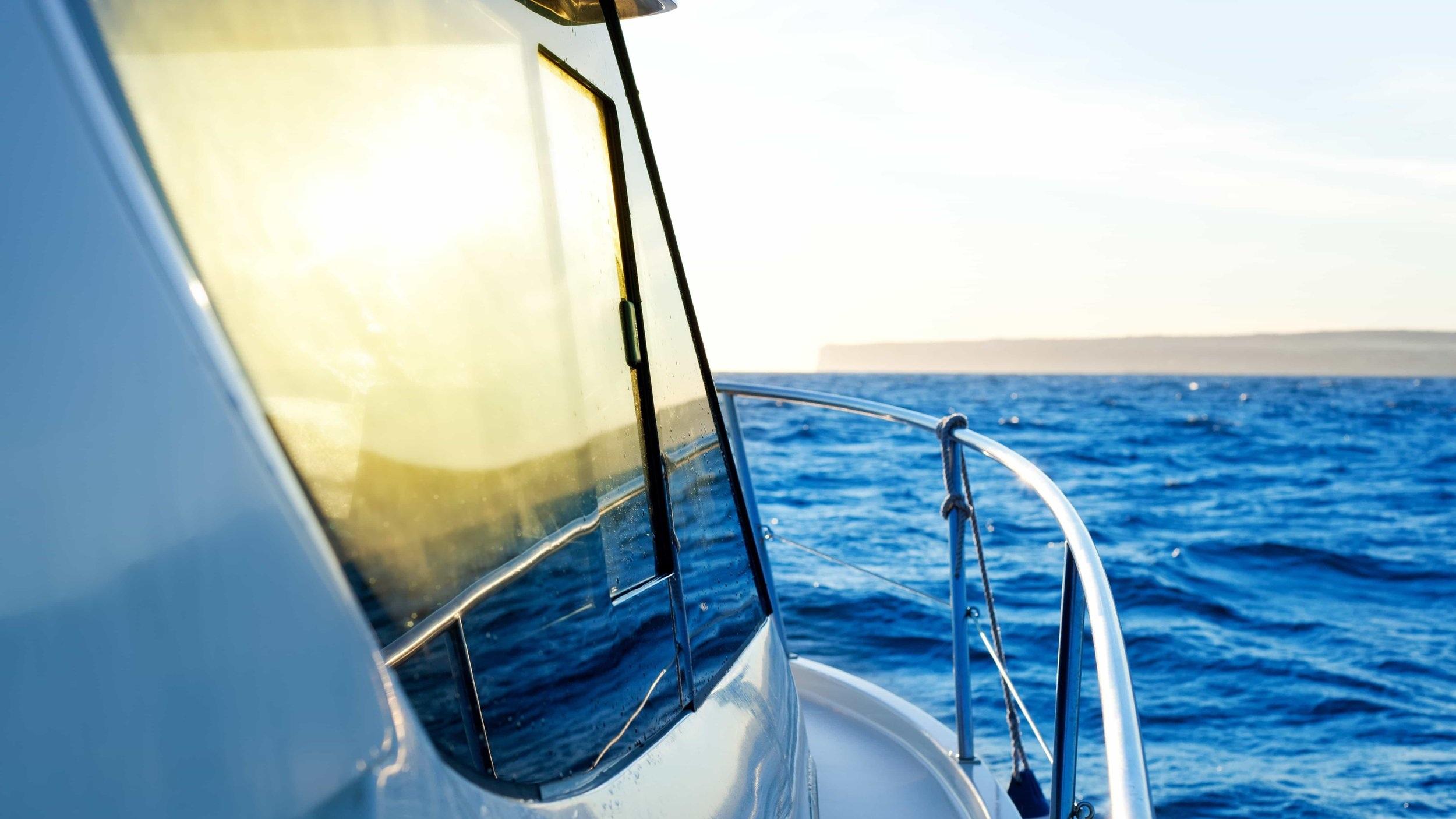 Marine Glass -