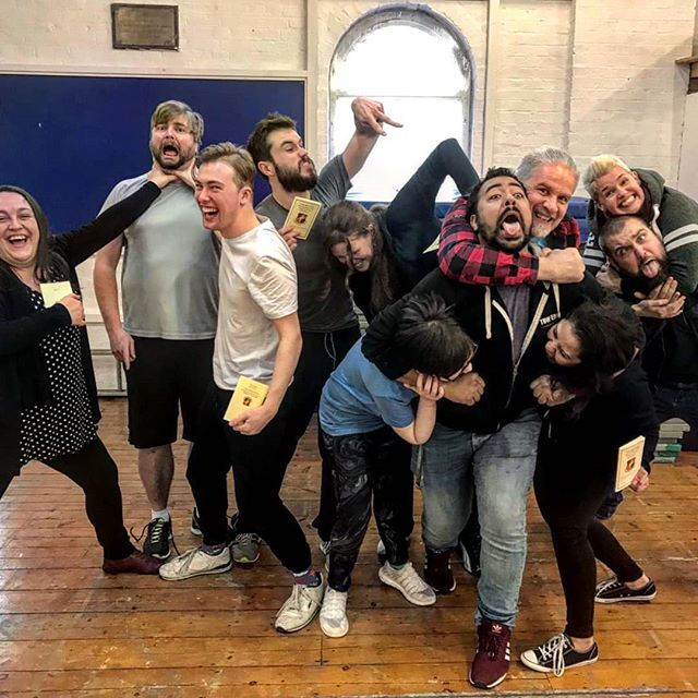 A massive well done to this incredible group, who absolutely smashed their @badc_uk  Standard Level exam yesterday. 6 Merits and 2 Distinctions! A wonderful bunch of humans and fierce warriors. I hope we get to fight together again! Thanks to Rico, Charlotte and Hadley for you assistance and  to Ruth for examining.  Interested in further training? Check out https://www.kieloshea.com/classes--workshops.html • • •  #stagecombat #fight #training #teacher #proud #stagecombatlife #actors @fightfamilyuk