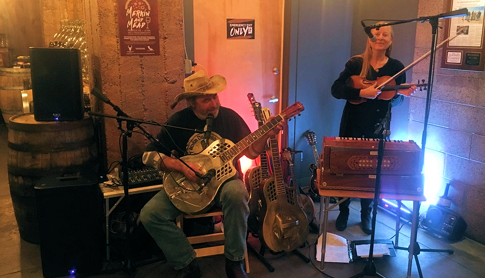 """BD. & B. Frank - """"Americana Roots Music at its Finest"""""""