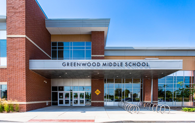 Greenwood Middle School: Greenwood Community School Corporation