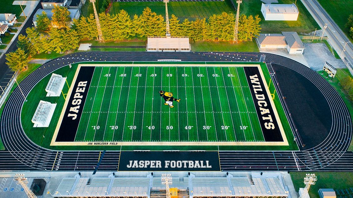 Alumni Stadium Field: Greater Jasper Consolidated Schools