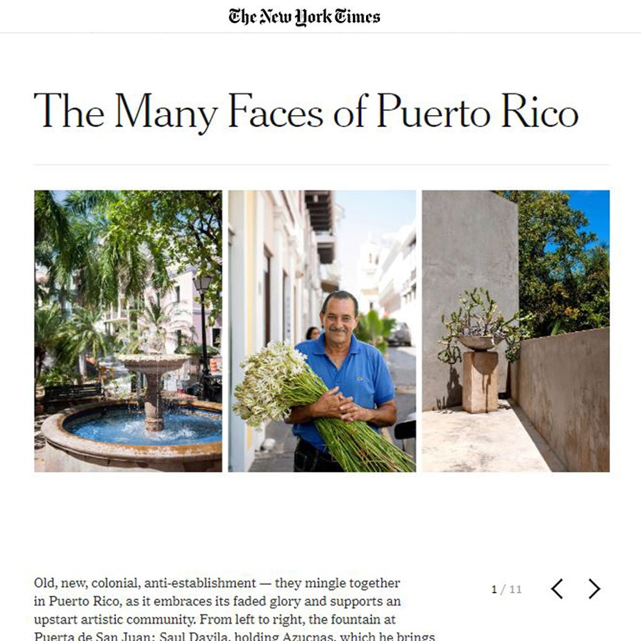 12. NY Times (The many faces of Puerto Rico).JPG