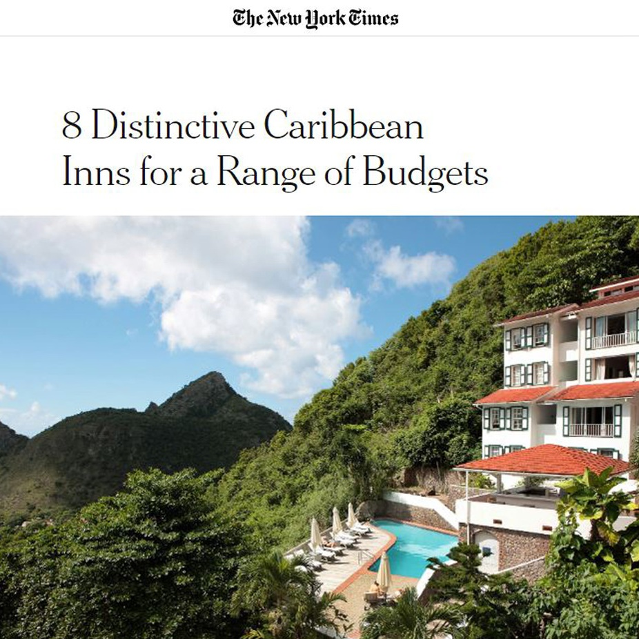 22. NY Times (Caribbean Inns for a range of budgets).JPG
