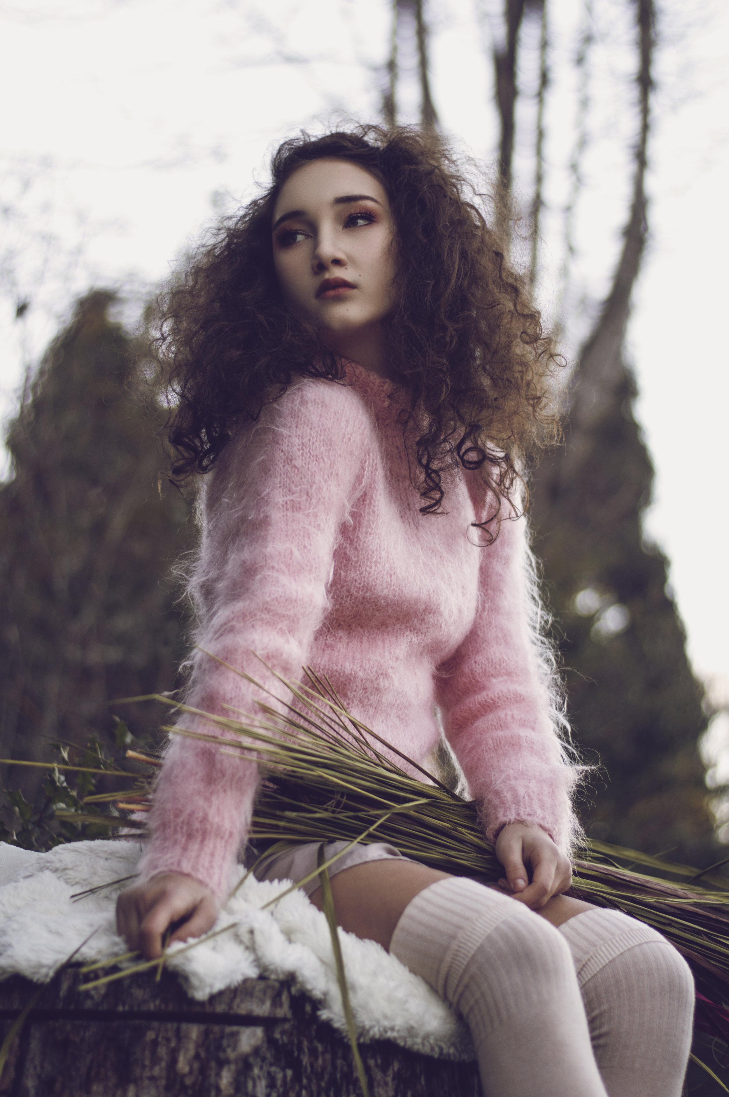 Dolldreams - Dreamingless Magazine Model Aislin Freya Pax