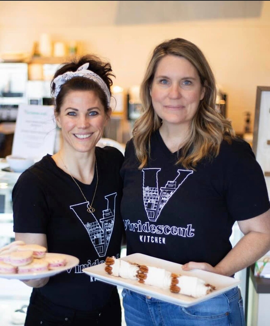 Partners Laura Thornthwaite and Brooke Ali