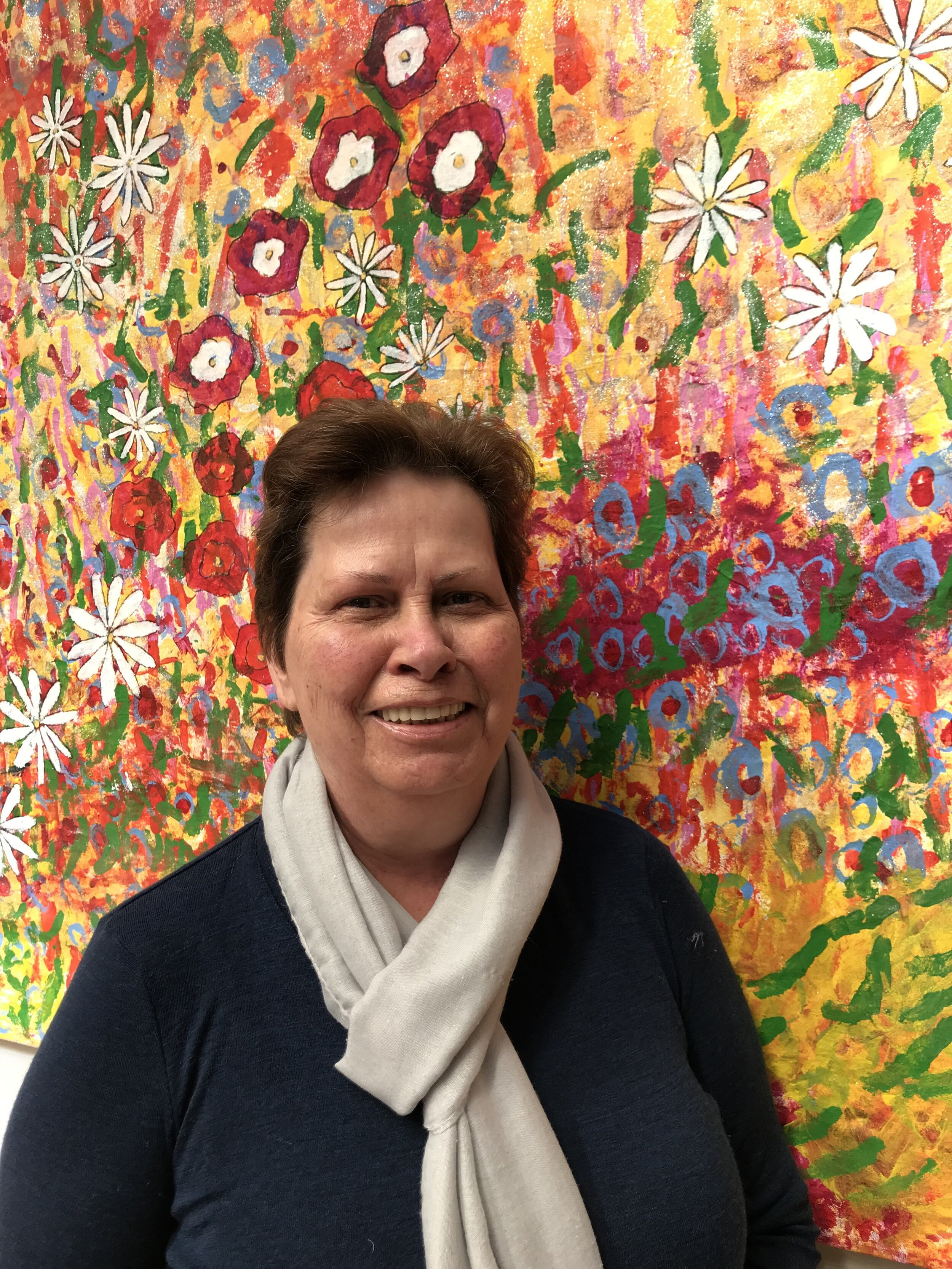 Ruth MacBain   Senior   Registered Nurse