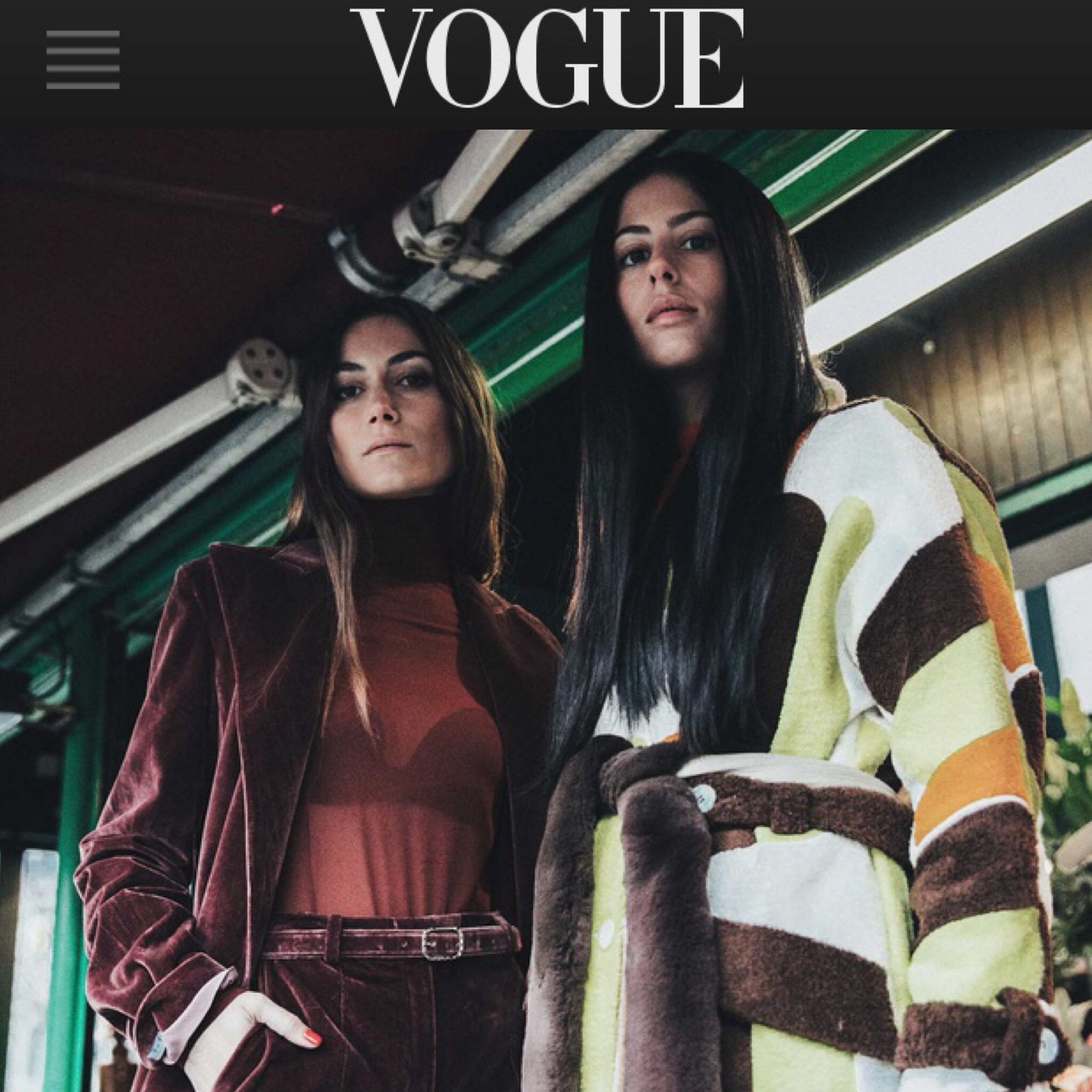Vogue 7-Day Feature