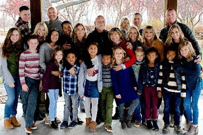 Bob & Joyce Webster & Family -