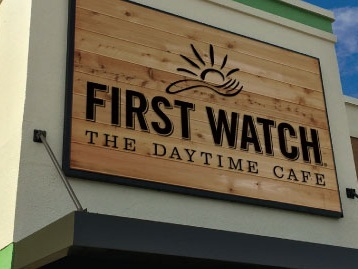 first watch - Februrary 23, 2019 | FOODIf there's anything I love, it's stumbling onto a new breakfast/brunch spot. That's what happened a couple of months ago when my husband and I drove to a furniture store in Bluffton. After a couple of hours of fruitless shopping, we were starved and the sales rep recommended First Watch, The Daytime Café, located on Fording Island Road.