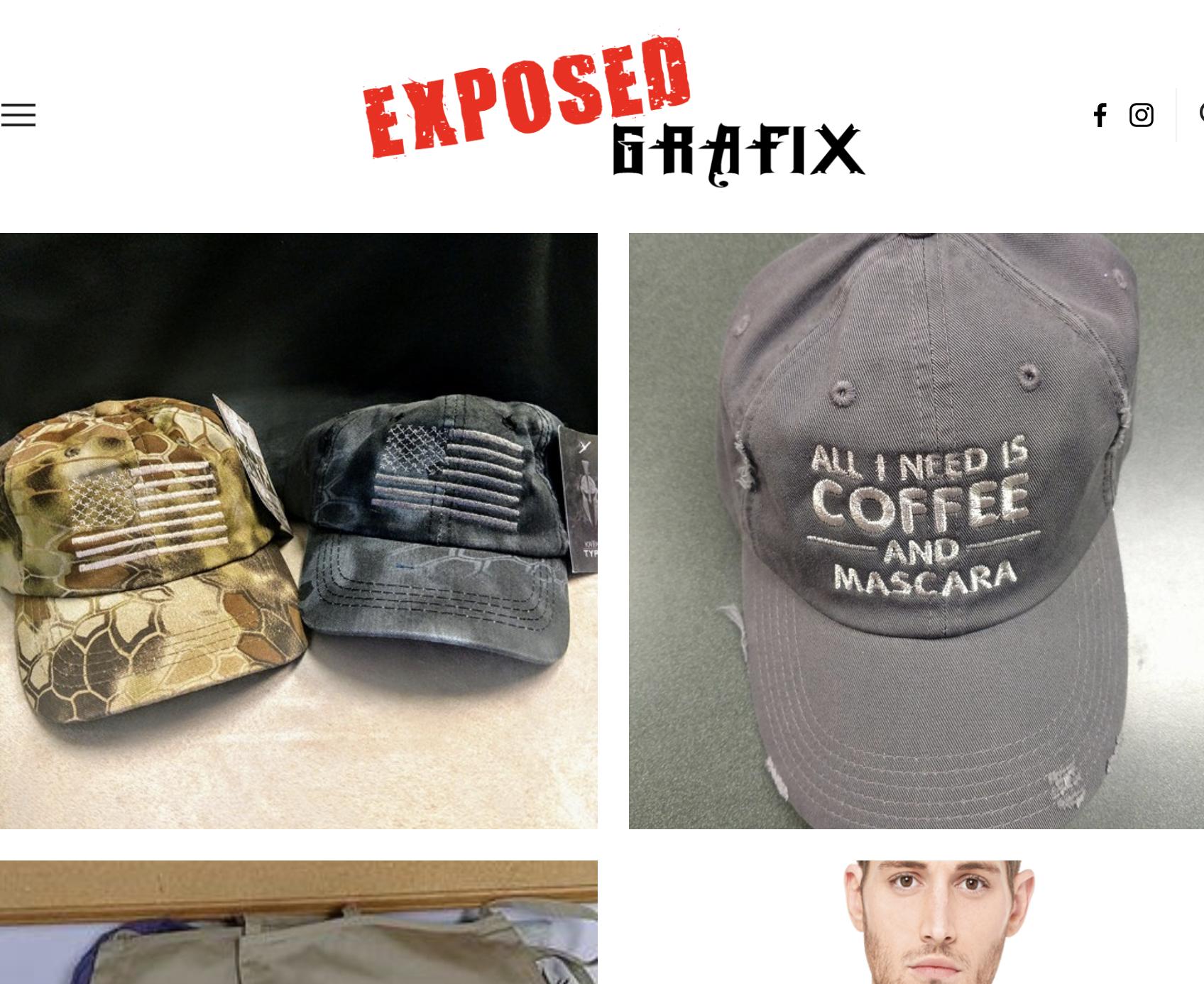 Exposed Grafix -