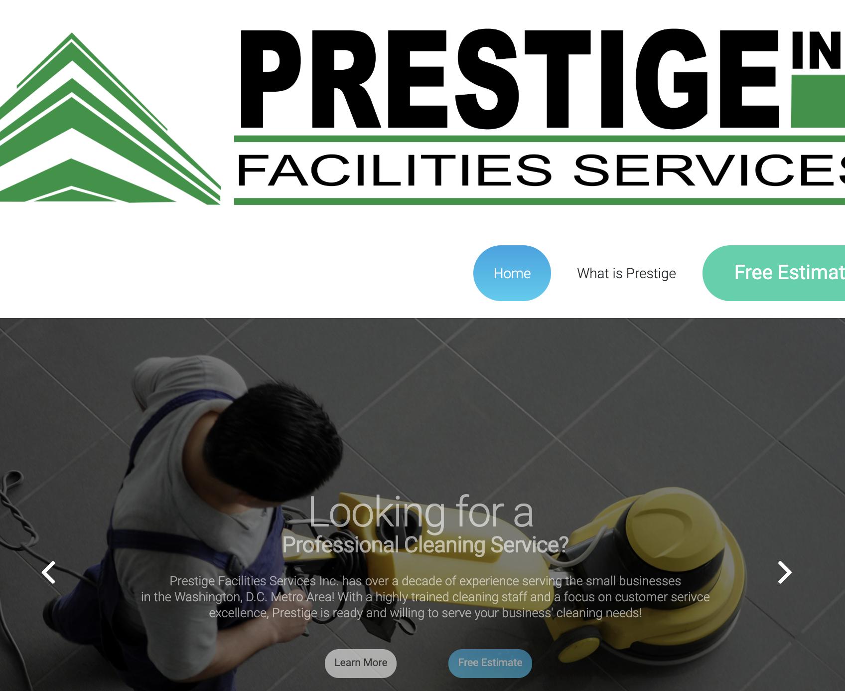 Prestige Facilities services -