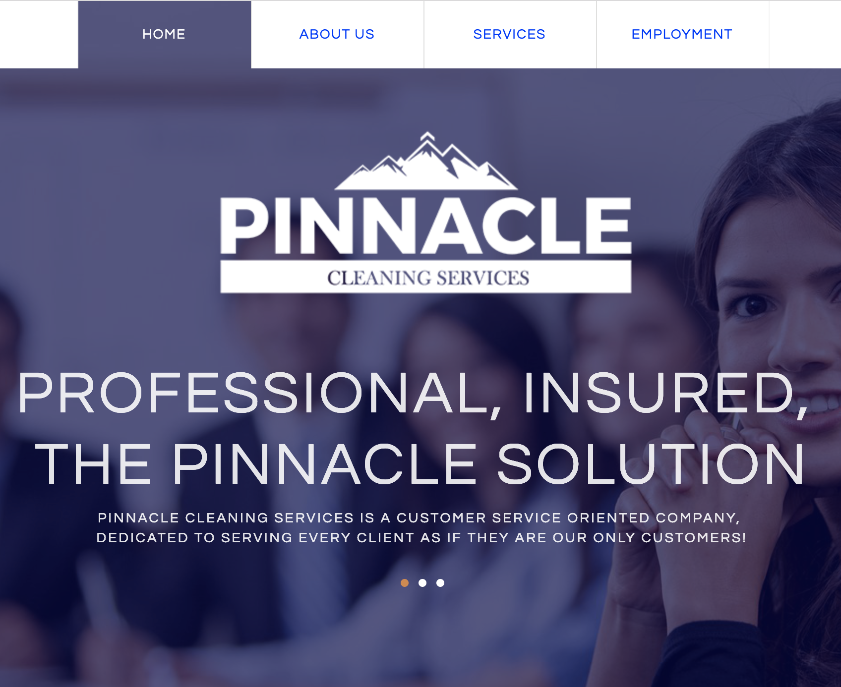 pINNACLE CLEANING SERVICES -