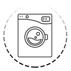 Machine wash at 30℃
