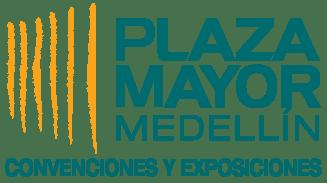 Plaza Mayor Medellín Logo