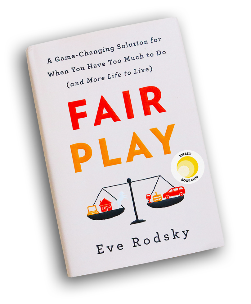 The game-changing solution for couples to rebalance domestic responsibilities. - NOW A REESE'S BOOK CLUB PICK!