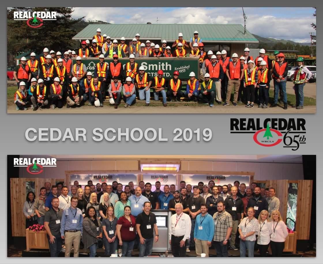 WRCLA Cedar School - GSFP gave a tour and provided an educational day of learning for the 2019 Cedar School students