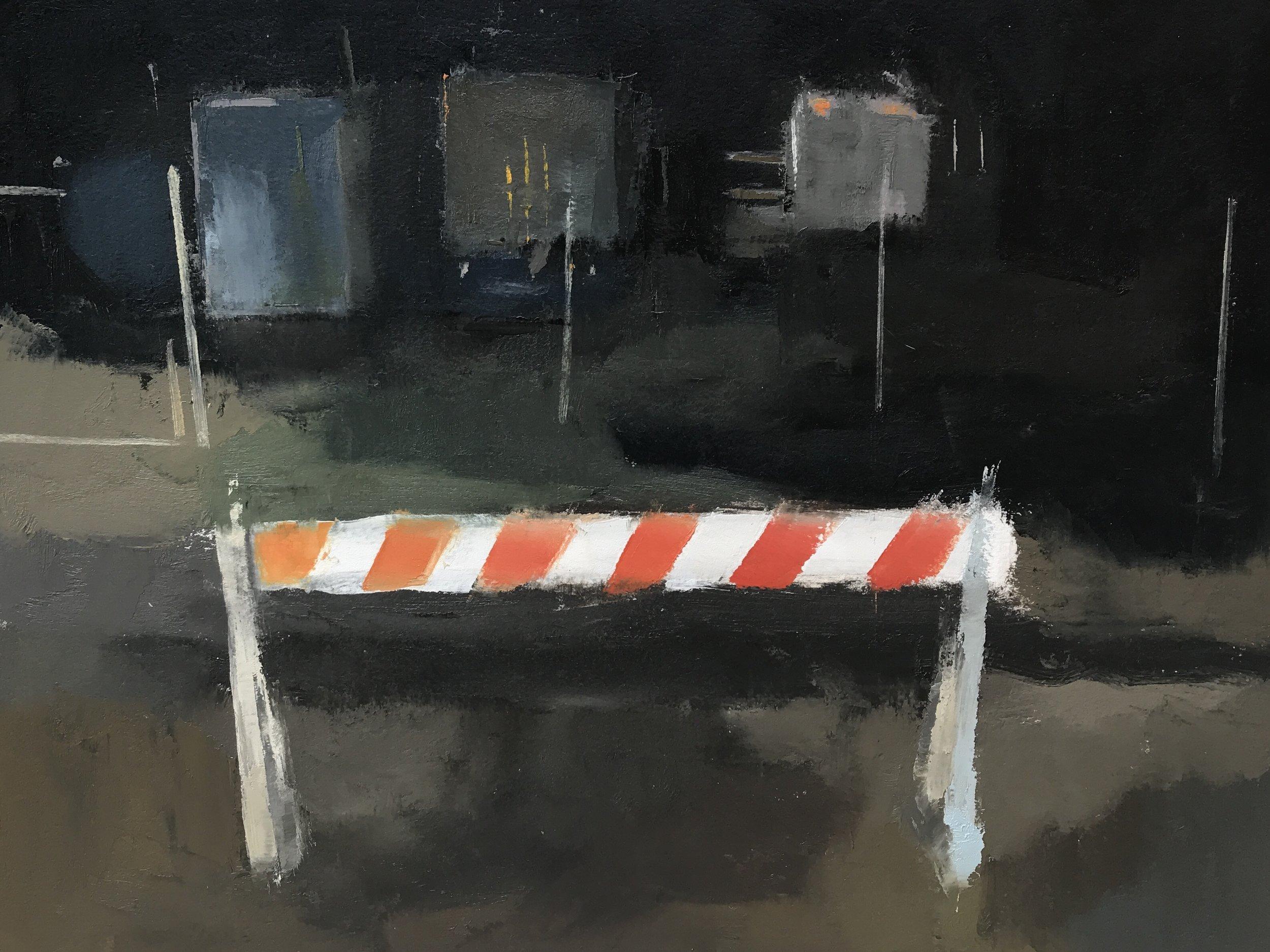 Barricade (alla prima)
