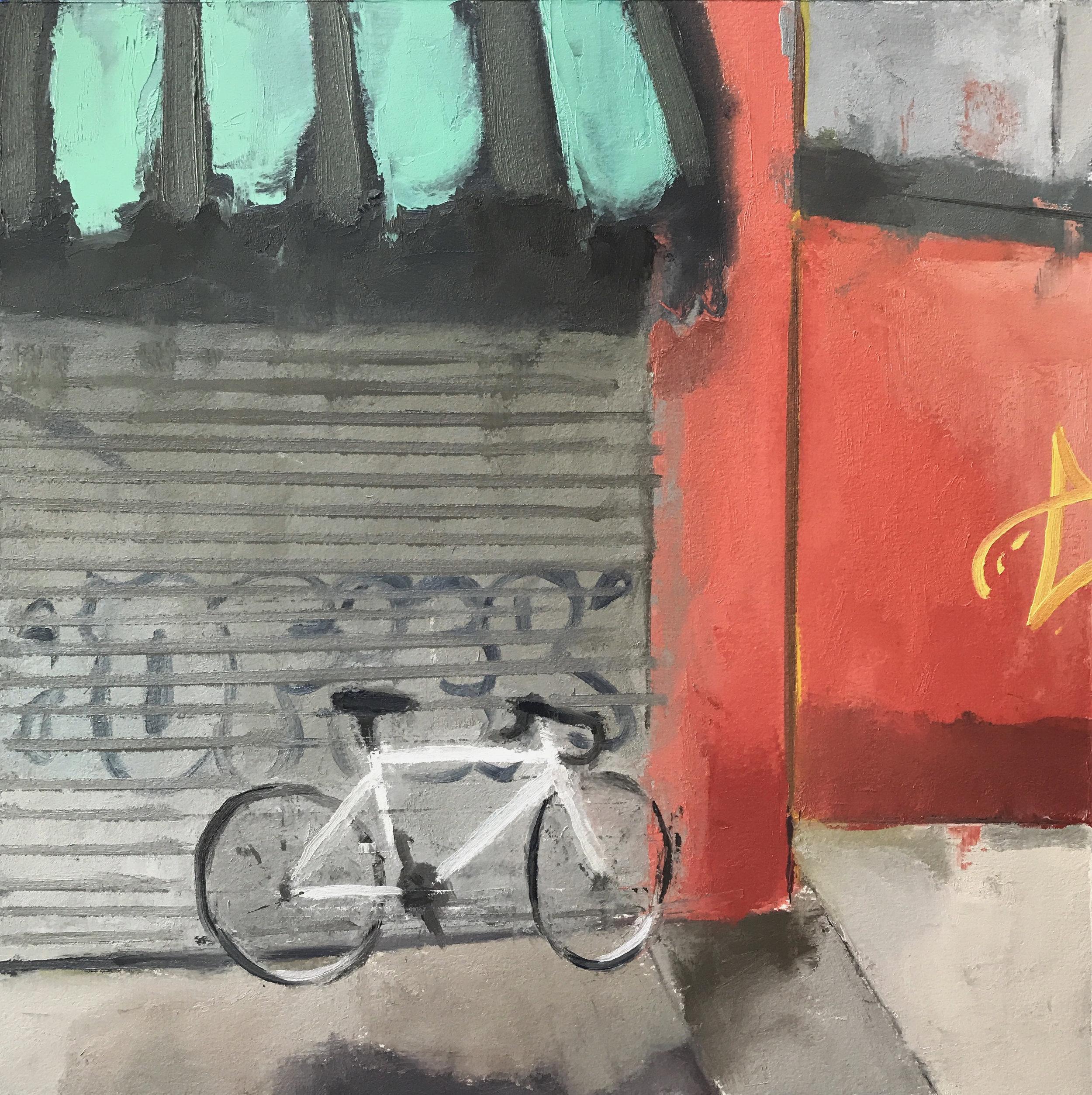 CDMX Bicicleta (alla prima)