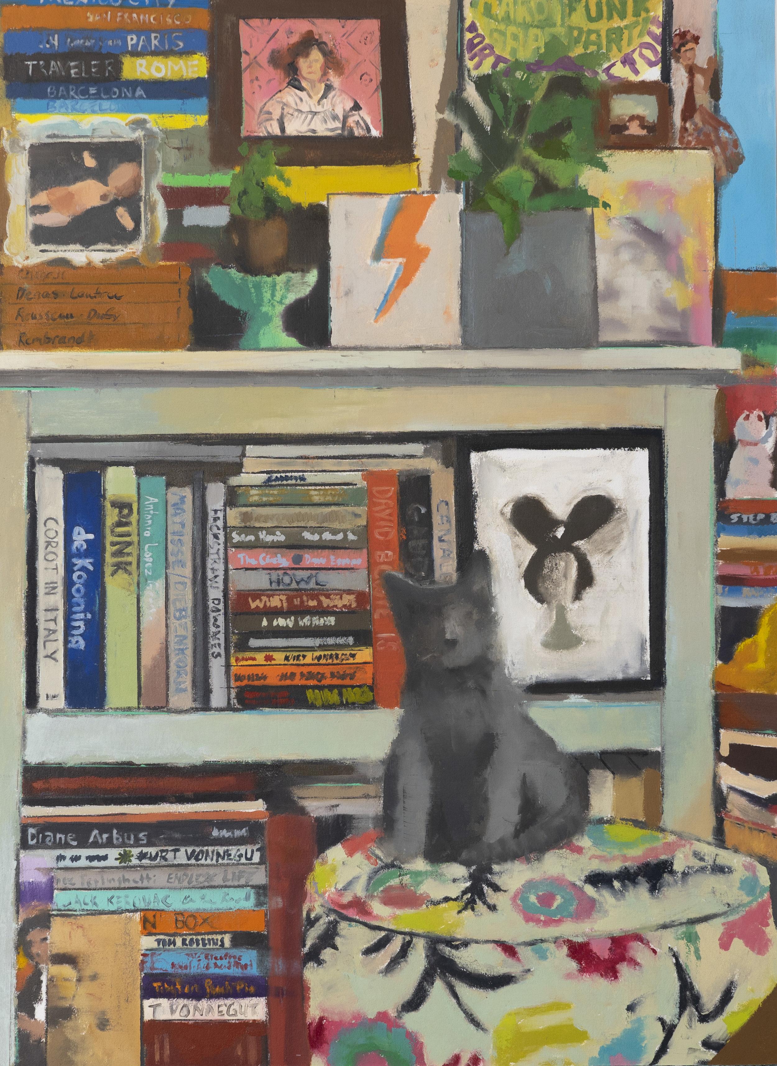 Altar, Bookshelf