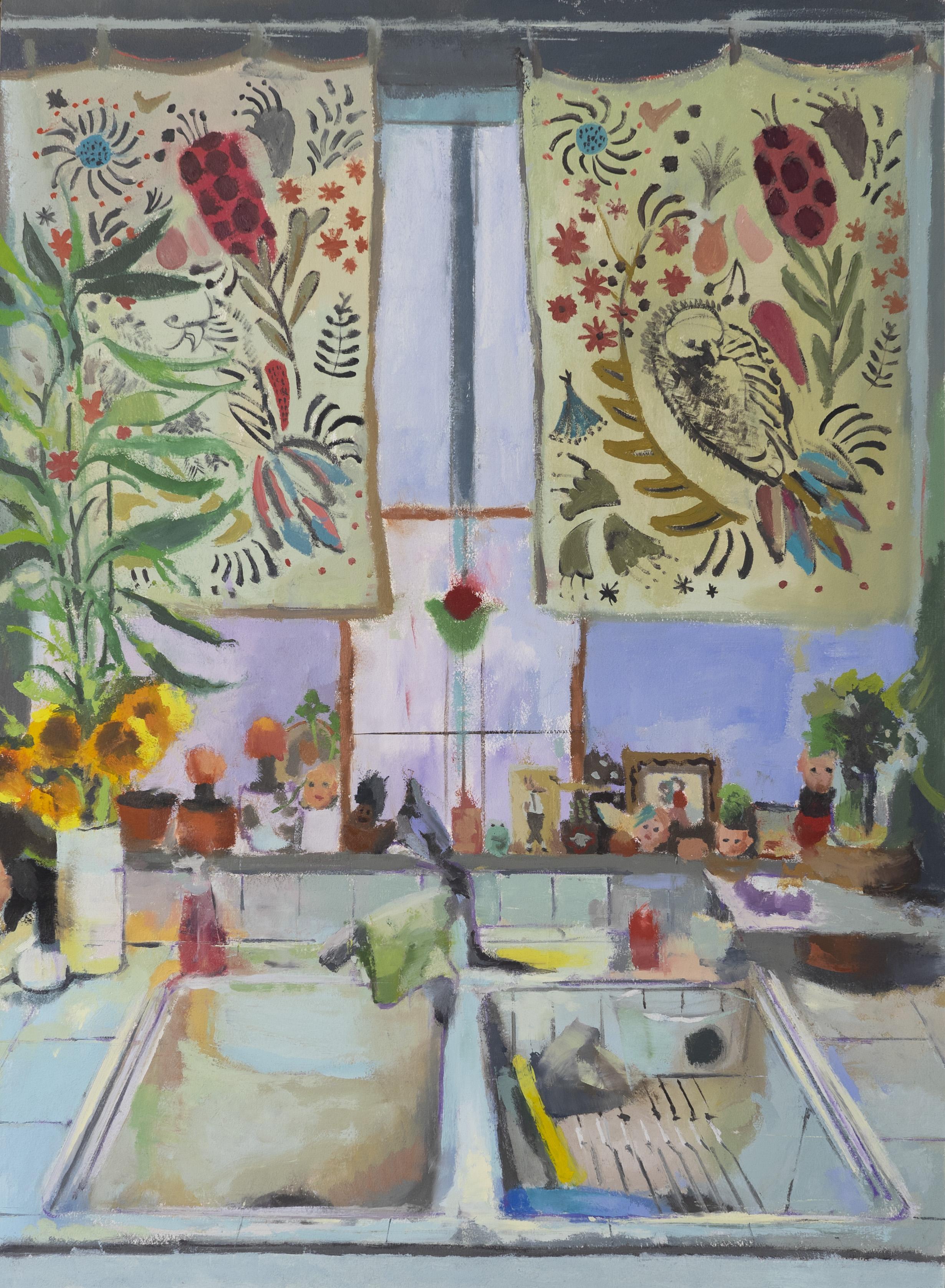 Altar, Window