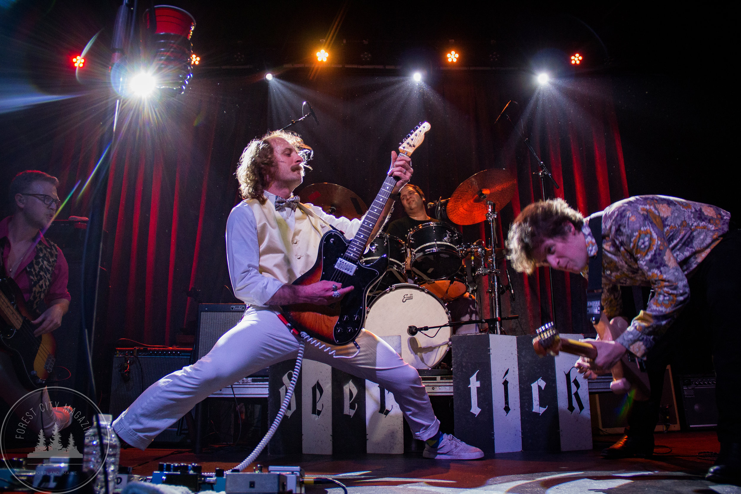 Deer Tick - Photos By: Kenneth Coles