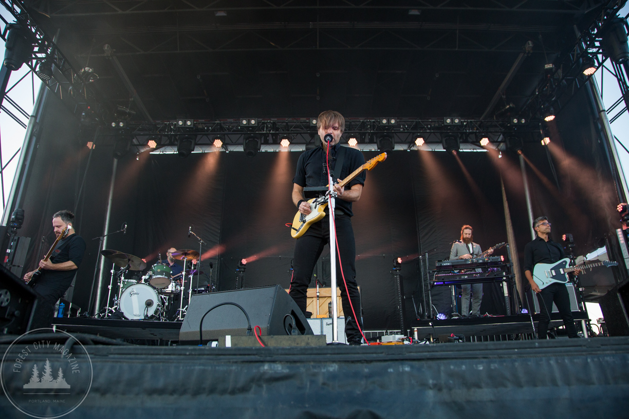 Death Cab For Cutie - Photos By: Kenneth Coles