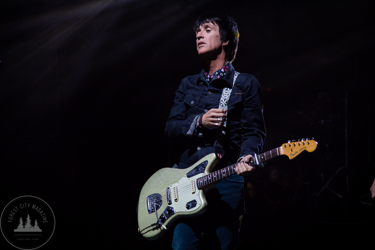Johnny Marr - Photos By: Kenneth Coles