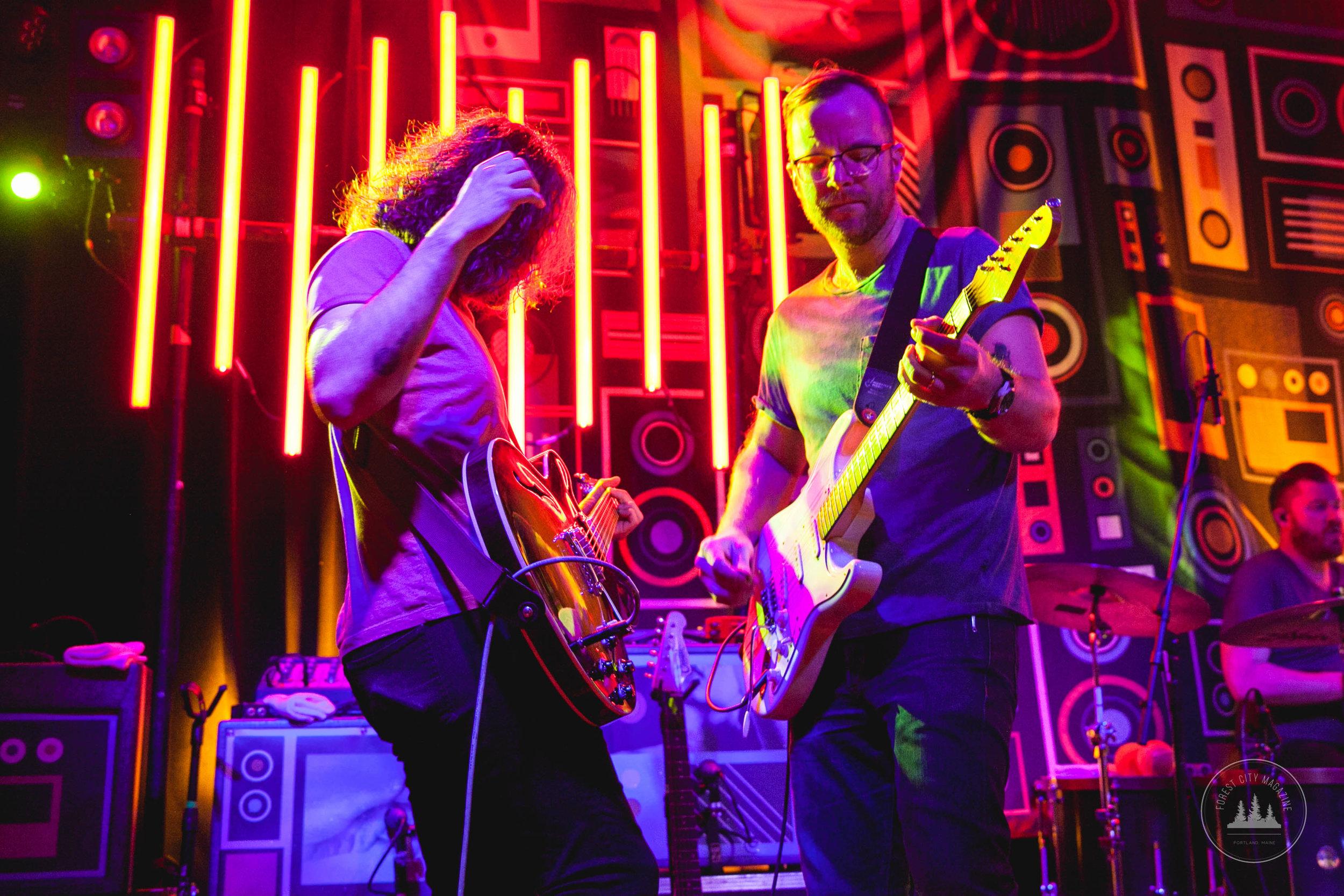 Bronze Radio Return - Photos By: Jennie Walker