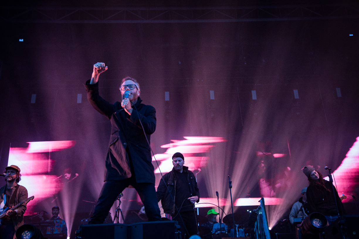 The National - Photos By: Kenneth Coles