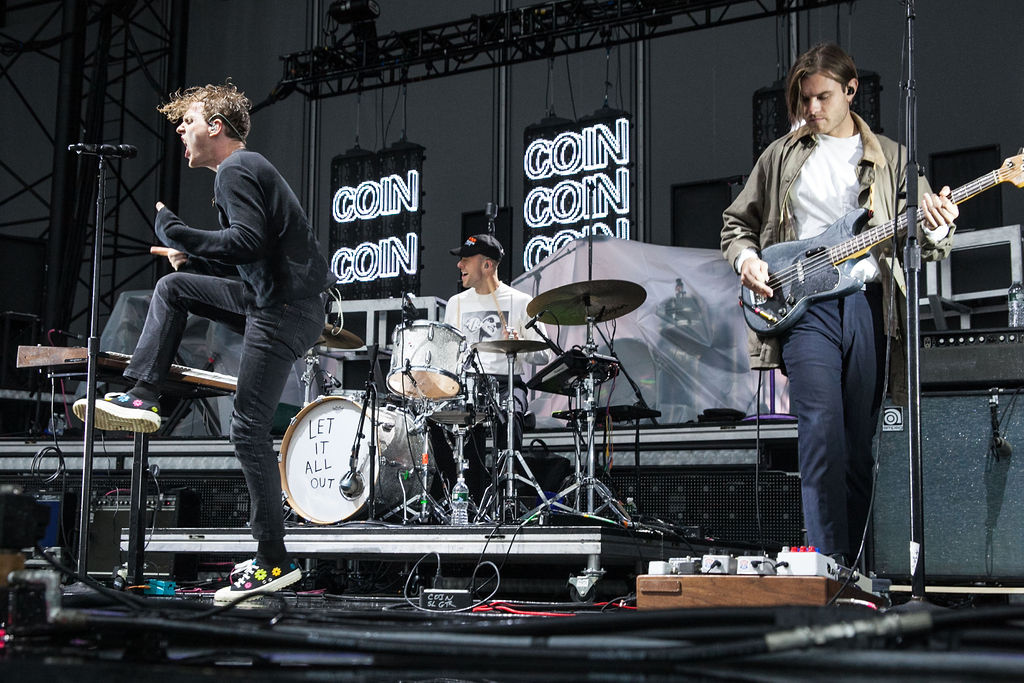 Coin/Fitz &The Tantrums - Photos By: Jennie Walker