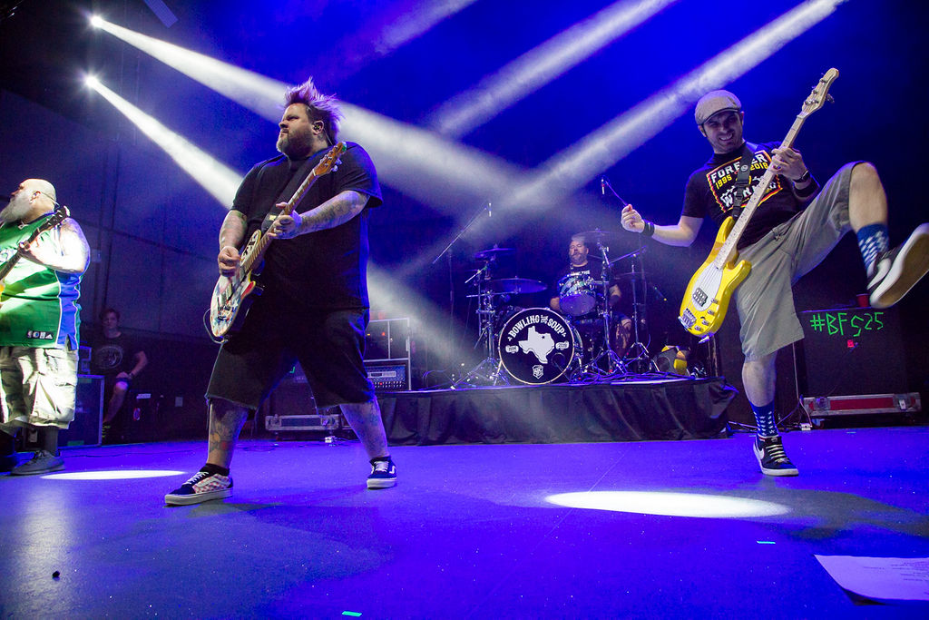 Reel Big Fish/Bowling For Soup - Photos By: Kenneth Coles