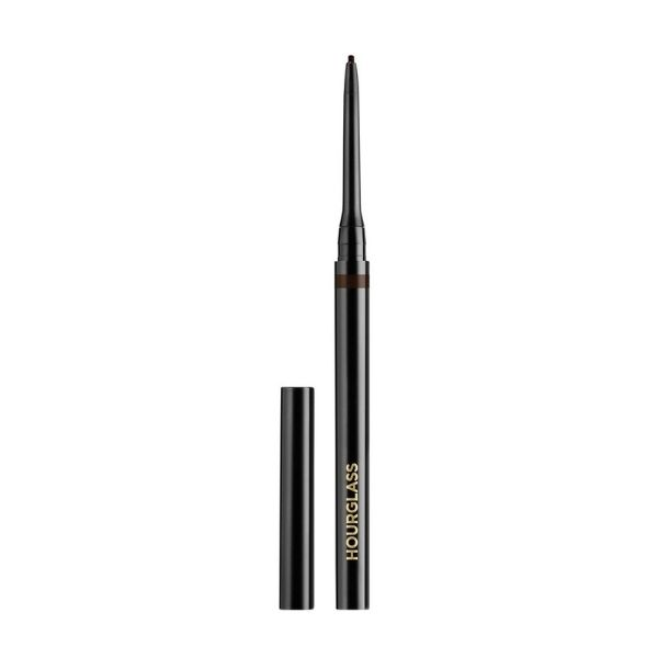 Hourglass Mechanical Gel Eye Liner - This is my go-to black eyeliner I always use for my water line. It's really small 1.55MM so its easy to use and you're able to really get in there. Its also waterproof which is essential for a eyeliner that you use for your waterline. The color is Obsidian and it's under twenty dollars which I appreciate.