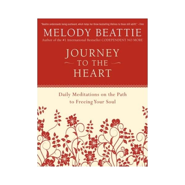 Journey To The Heart by Melody Beattie - I have shared this book a lot over the past three years. It was given to my husband Carl as a gift, but ended up being the best gift for me. It has 365 meditations or as I like to say 'a daily message for you.' What I love about this book is that you can read it every day or pick it up when you feel inspired to or feel like you need some guidance. It's really powerful how it will show up for you and is exactly what you needed to hear. Other times it's just a really beautiful way to start your day.
