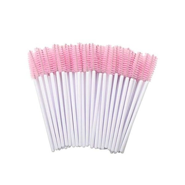 Disposable Eyelash Brushes - I always have disposable eyelash (eyebrow) brushes on hand. After I apply brow gel or powder and if I feel like I got a little to aggressive with it I will take one and lightly brush through my eyebrows to get rid of some of the excess color. They really help with finessing the look of your eyebrows. As a professional Eyebrow Artist I use these all day long in my consultations and appointments.